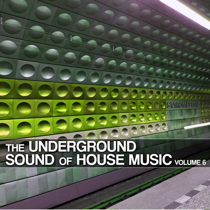 VARIOUS - The Underground Sound Of House Music Vol 6