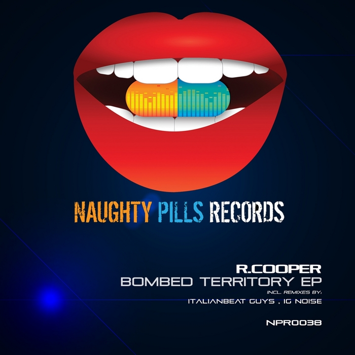 R COOPER - Bombed Territory EP