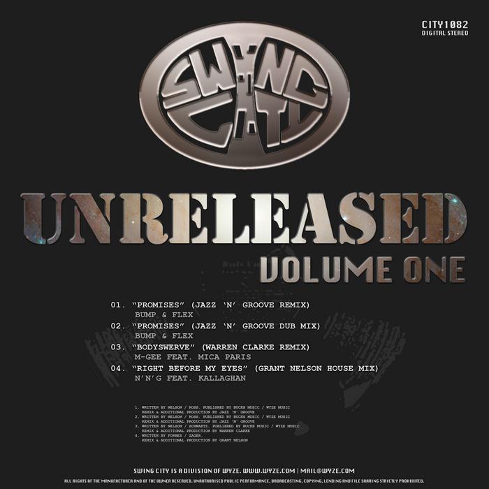BUMP & FLEX/M GEE/NNG - Swing City Unreleased Volume One