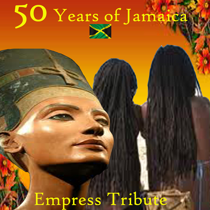 VARIOUS - 50 Years Of Jamaica Empress Tribute