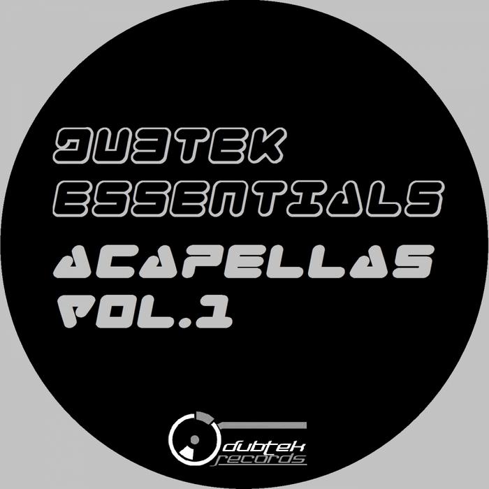 VARIOUS - Dubtek Essentials Acapellas Vol1