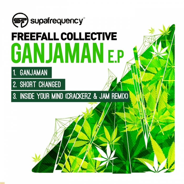 FREEFALL COLLECTIVE - Ganjaman EP