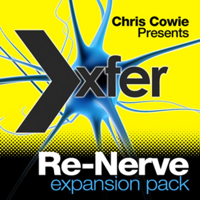 COWIE, Chris - Re-Nerve Expansion Pack (Sample Pack Kontakt/Nerve Presets)