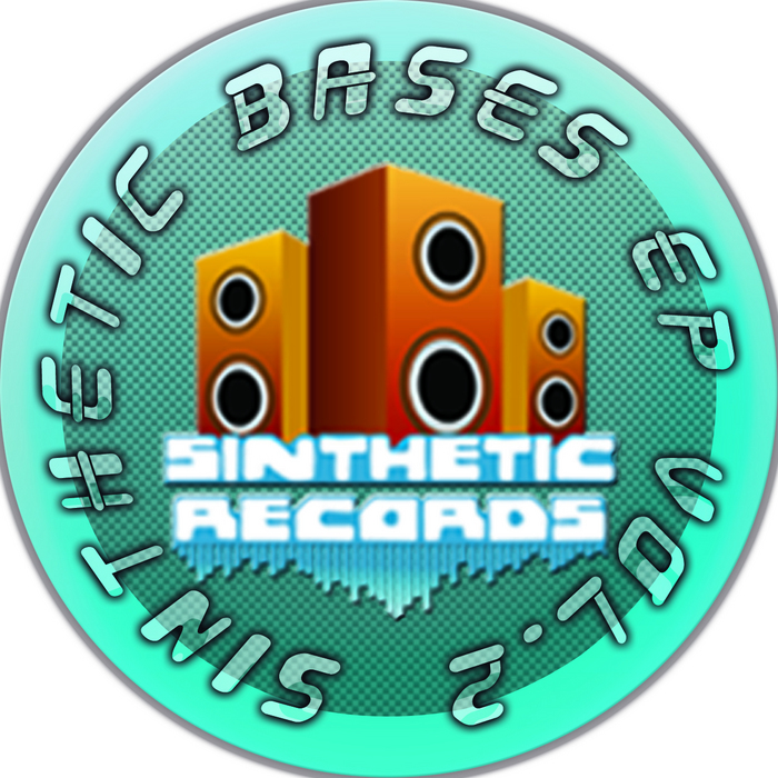 K RLOS DJ - Sinthetic Bases EP Vol 2
