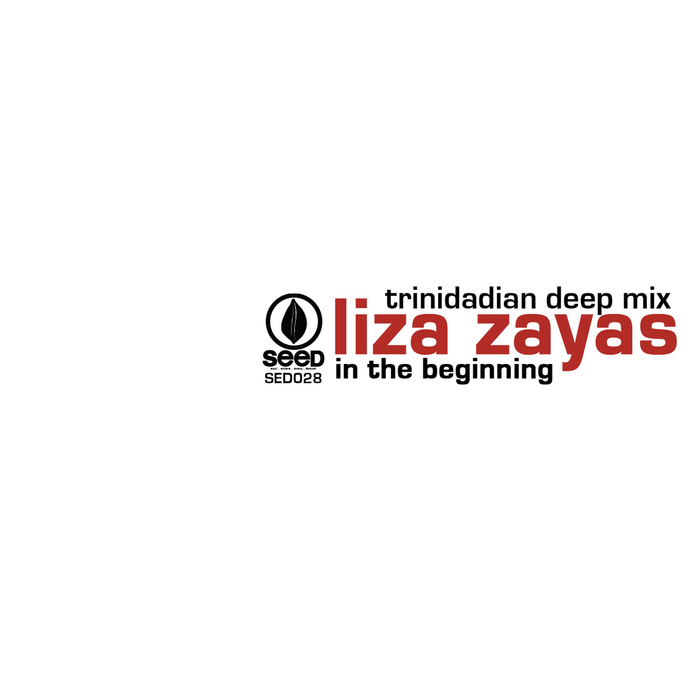 ZAYAS, Liza - In The Beginning