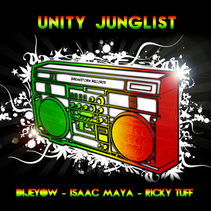 DIJEYOW - Unity Junglist