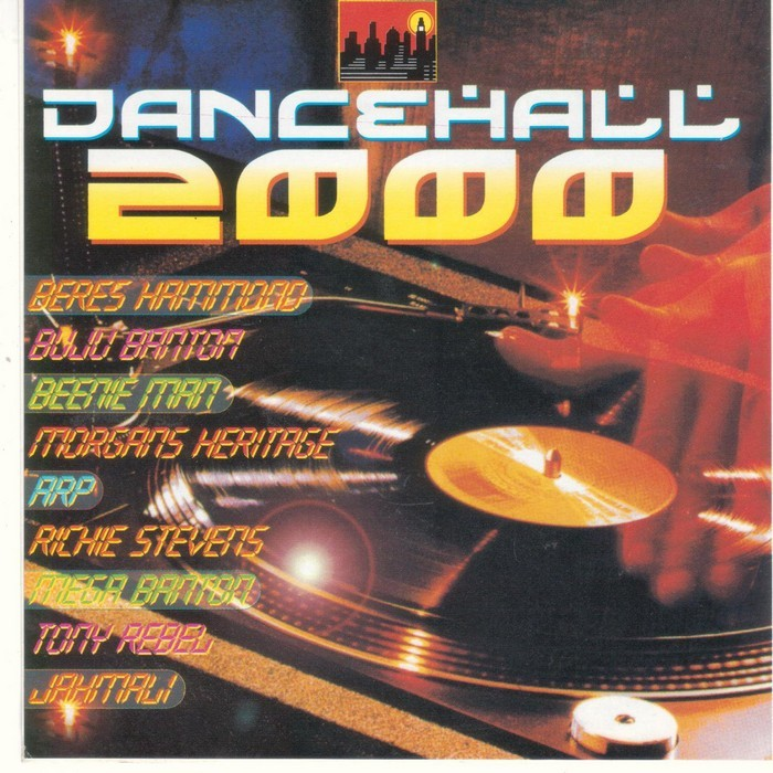 VARIOUS - Dancehall 2000