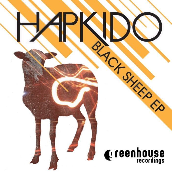HAPKIDO - Black Sheep EP