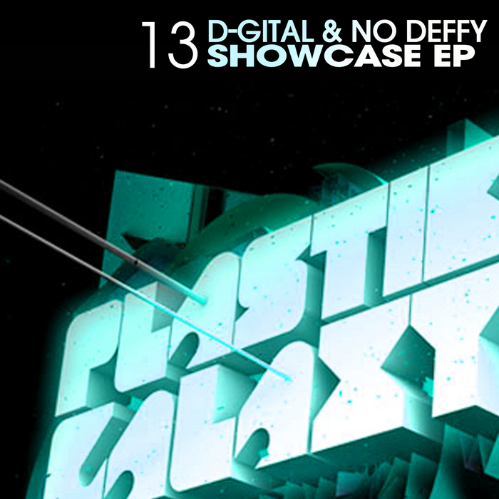 D GITAL METHOD/NO DEFFY - Showcase EP