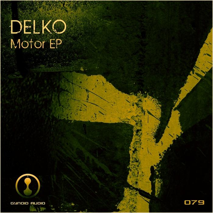 DELKO - Motor EP
