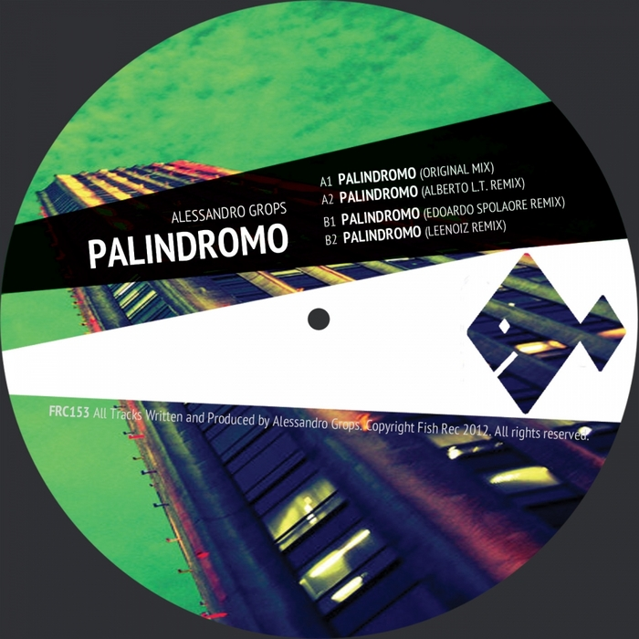 ALESSANDRO GROPS - Palindromo