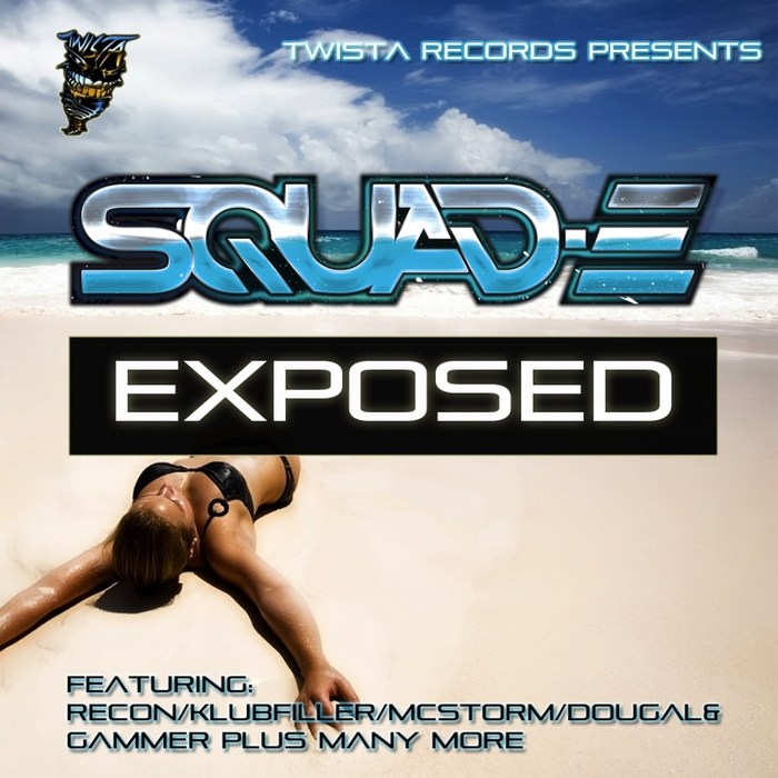 SQUAD E/VARIOUS - Exposed (unmixed tracks)