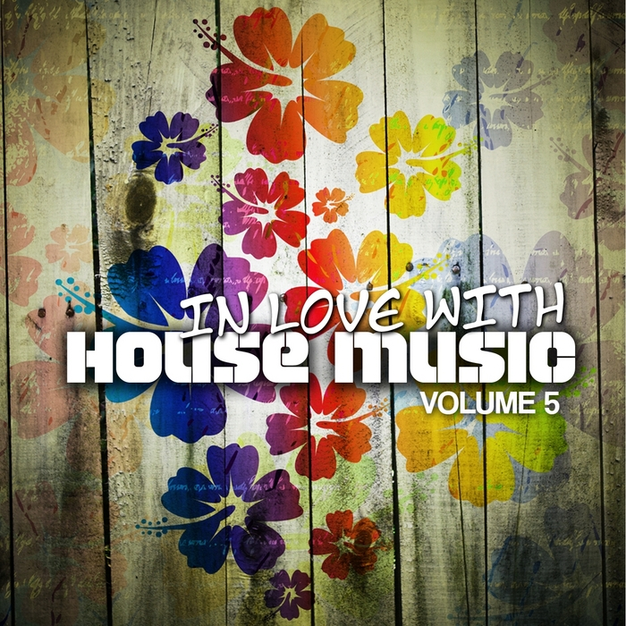 VARIOUS - In Love With House Music Vol 5