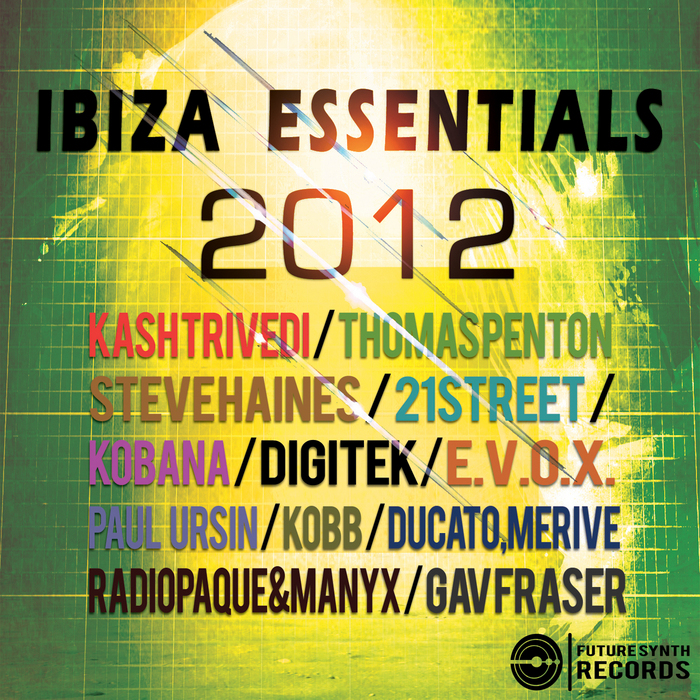 VARIOUS - Ibiza Essentials 2012
