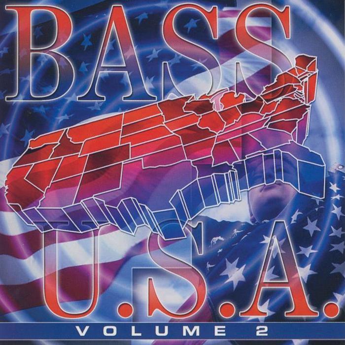 VARIOUS - Bass USA Vol 2