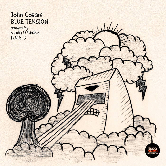 COSANI, John - Blue Tension