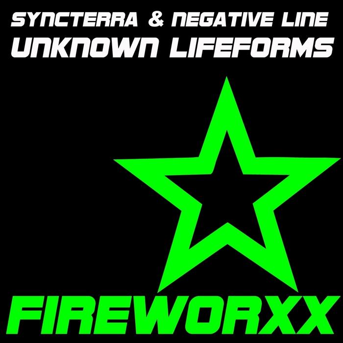 SYNCTERRA/NEGATIVE LINE - Unknown Lifeforms
