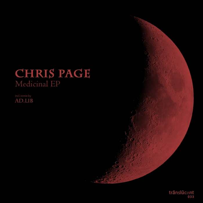 PAGE, Chris - Medicinal EP