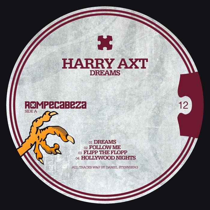 HARRY AXT - Dreams