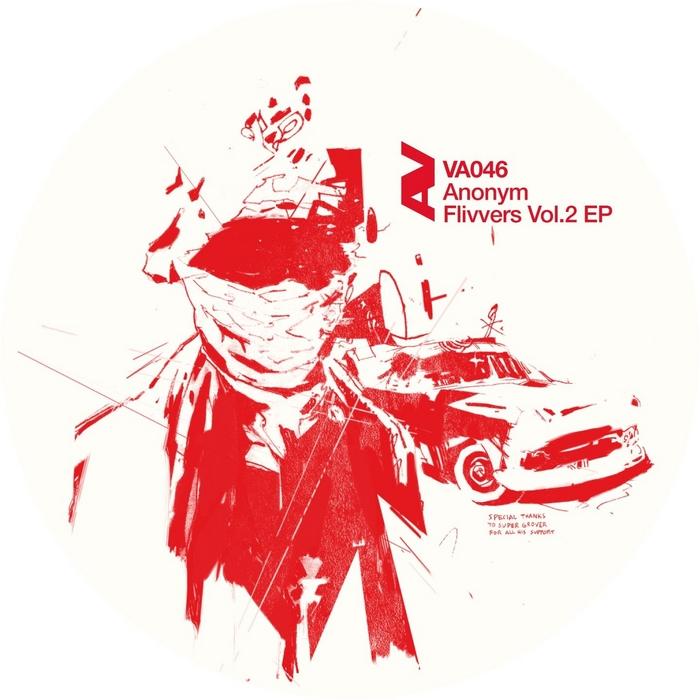 ANONYM - Flivvers Vol 2 EP