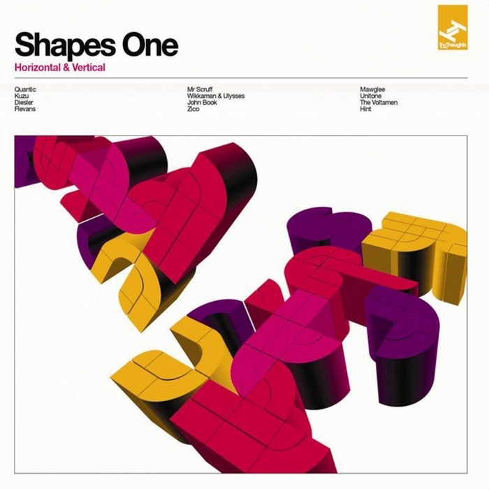VARIOUS - Shapes One