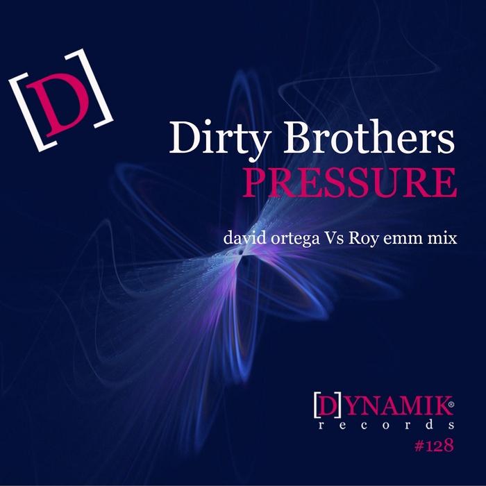 ORTEGA, David/ROY EMM - Pressure