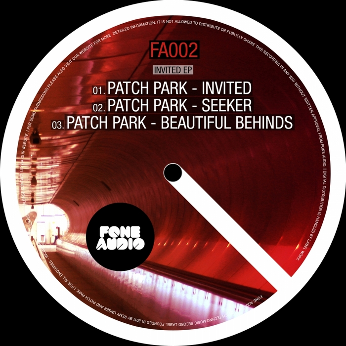 PATCH PARK - Invited EP