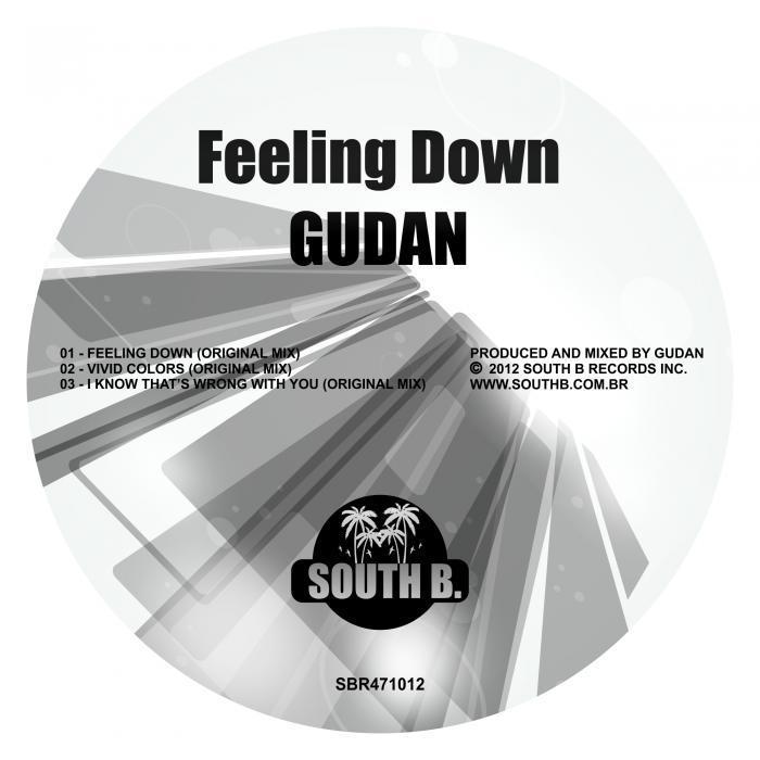 GUDAN - Feeling Down
