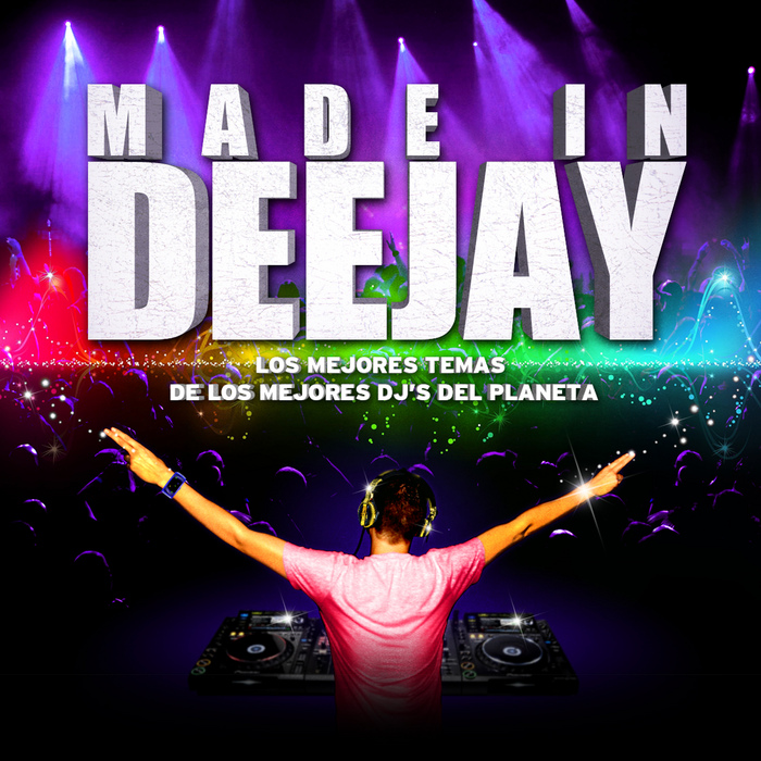 VARIOUS - Made In Deejay