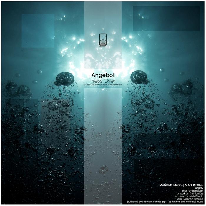 ANGEBOT - Press Over