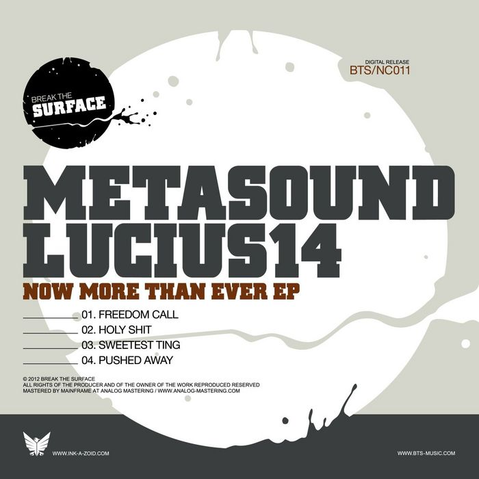 METASOUND/LUCIUS14 - Now More Than Ever