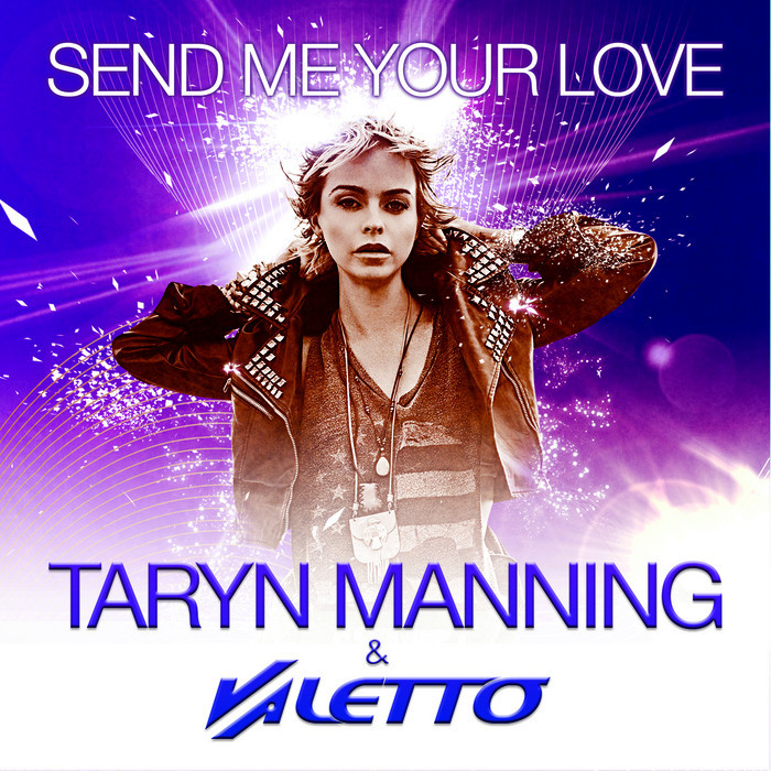 MANNING, Taryn/VALETTO - Send Me Your Love