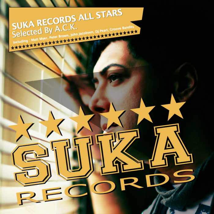 ACK/VARIOUS - Suka Records All Stars (selected By ACK)
