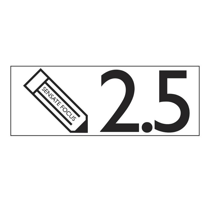SENSATE FOCUS - Sensate Focus 2.5
