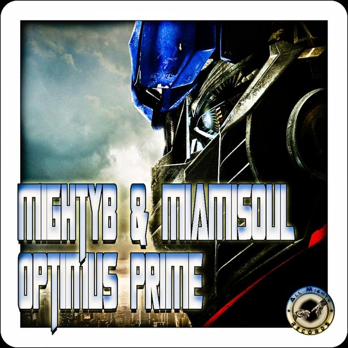 MIGHTYB/MIAMISOUL - Optimus Prime