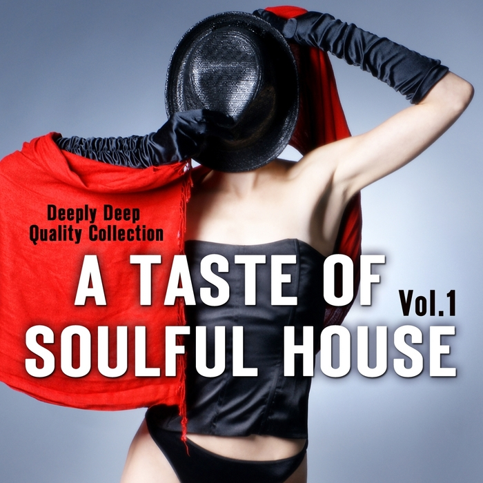 VARIOUS - A Taste Of Soulful House Vol 1 (Deeply Deep Quality Collection)