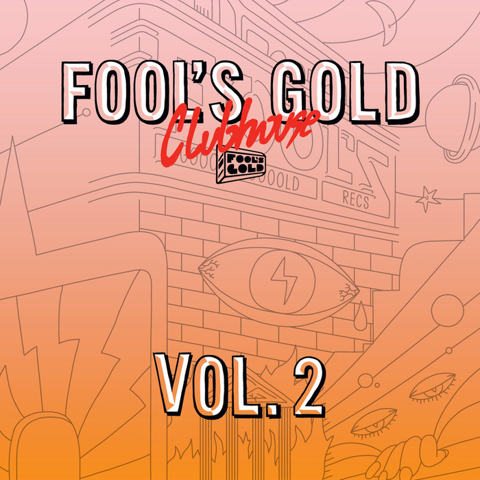 VARIOUS - Fool's Gold Clubhouse Vol 2