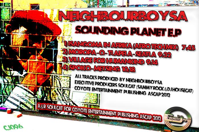 NEIGHBOURBOYSA - Sounding Planet EP