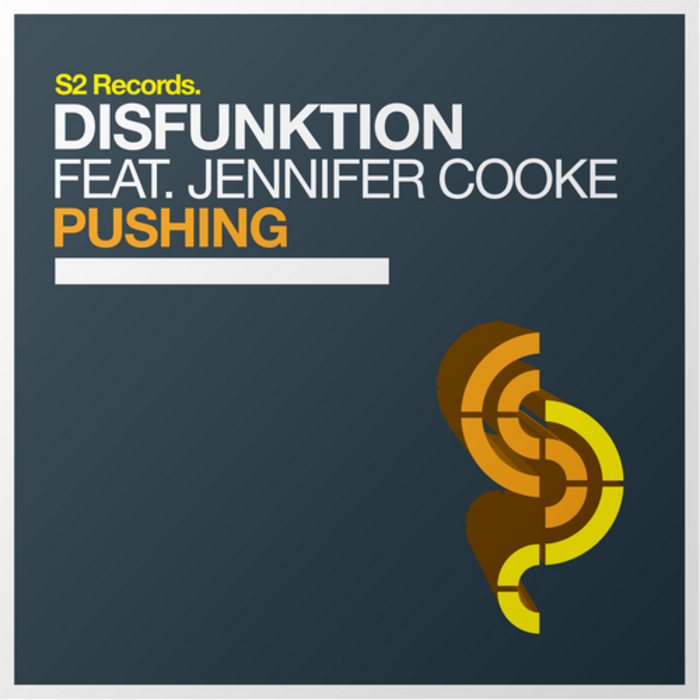 DISFUNKTION feat JENNIFER COOKE - Pushing