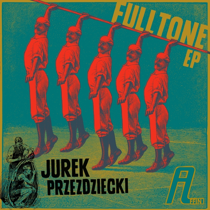 PRZEZDZIECKI, Jurek - Full Tone EP