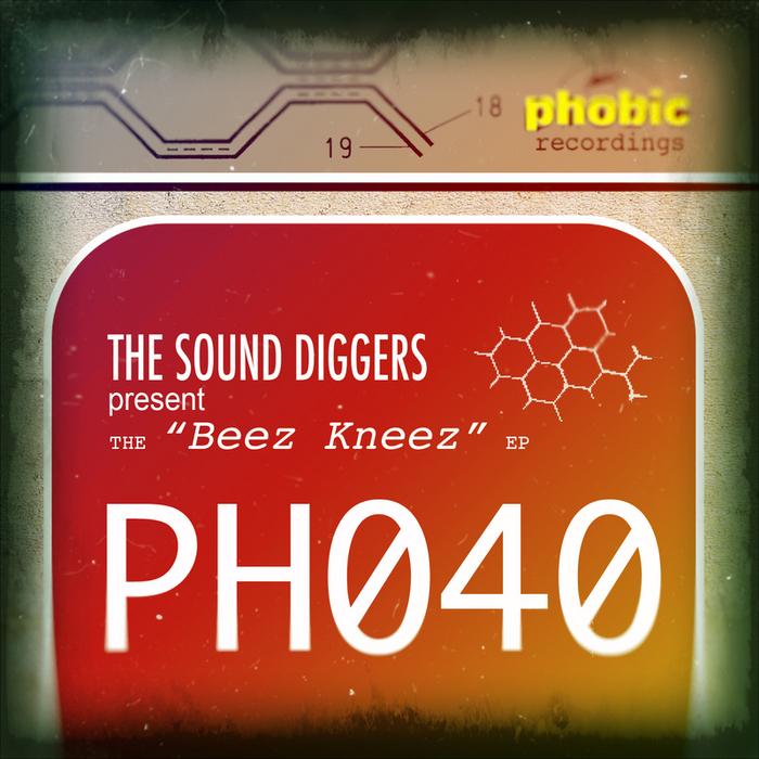 SOUND DIGGERS, The - Beez Kneez