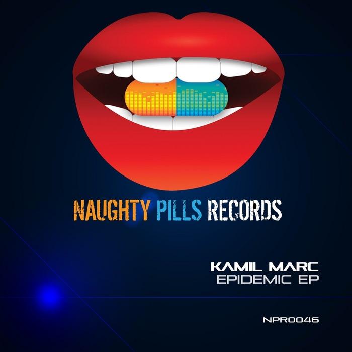 MARC, Kamil - Epidemic EP