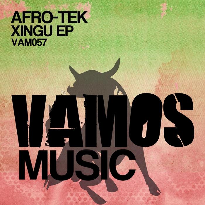 AFRO TEK - Xingu EP