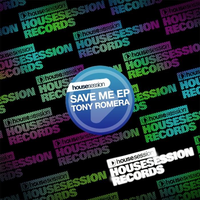 ROMERA, Tony - Save Me EP