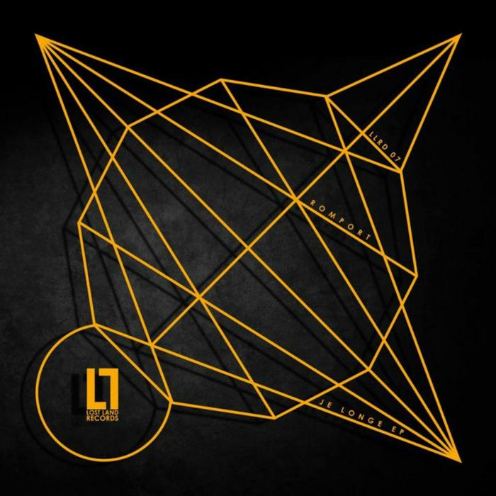 ROMPORT - Je Longe EP