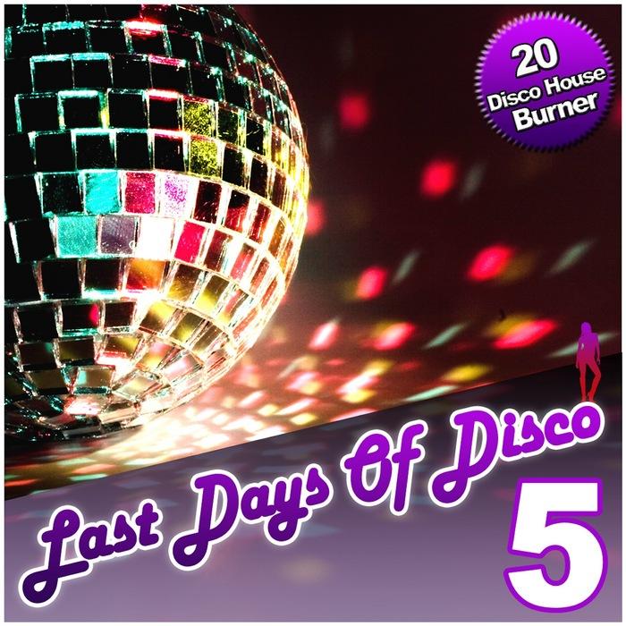 VARIOUS - Last Days Of Disco Vol 5 20 Disco House Burner