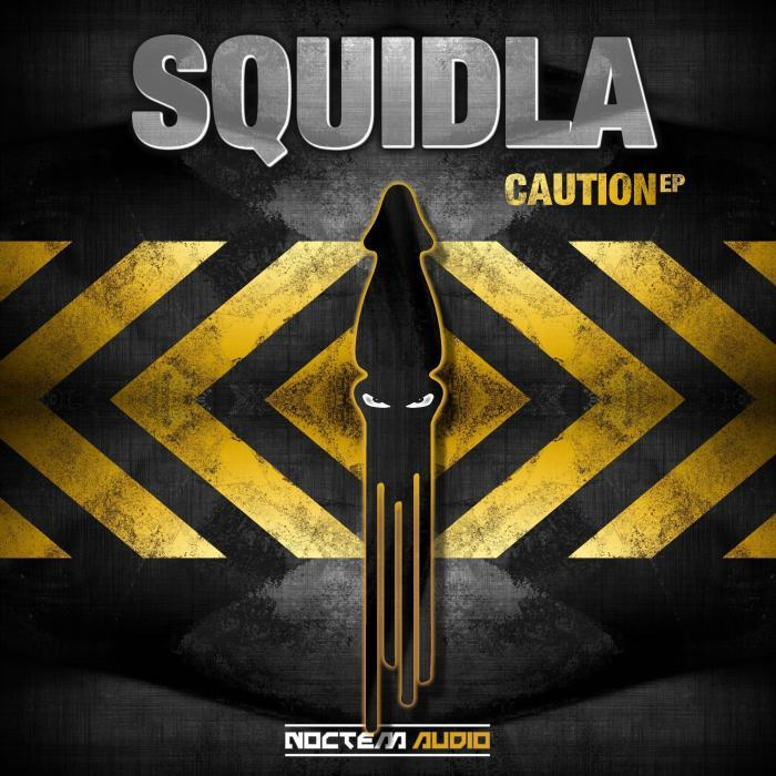 SQUIDLA - Caution EP