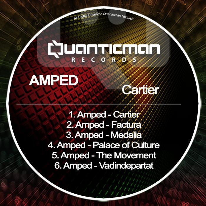 AMPED - Cartier