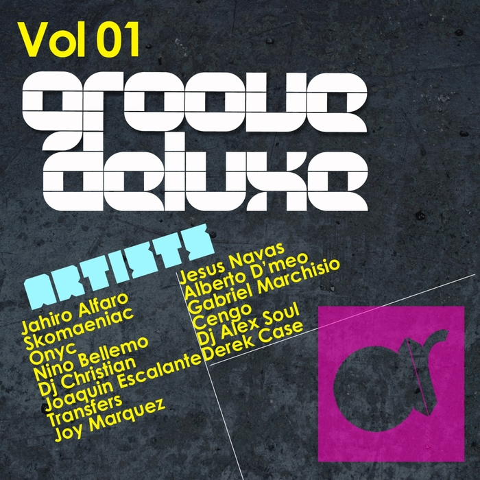 VARIOUS - Groove Deluxe Vol 1