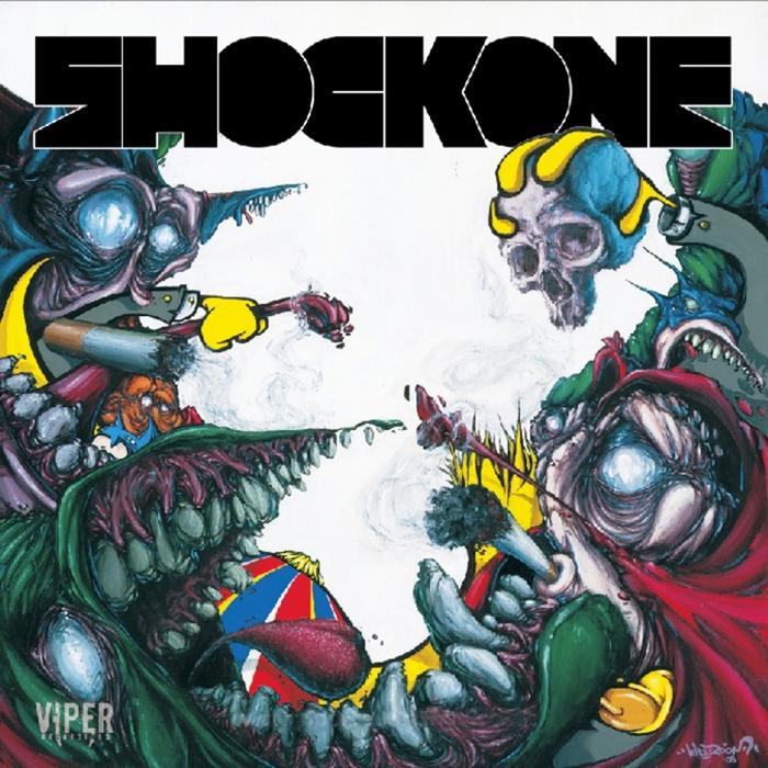 SHOCKONE F - ShockOne EP